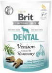Brit Care Functional Snack DENTAL Venison 150G