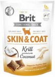Brit Care Functional Snack SKIN&COAT Kryl 150G