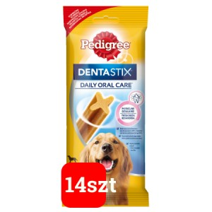 Pedigree DentaStix - duże rasy - 14szt
