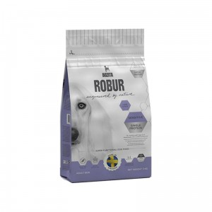 Bozita Robur SENSITIVE SINGLE PROTEIN LAMB & RICE 3kg