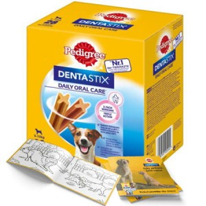 Pedigree DentaStix - małe rasy - 56szt