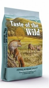 Taste of the Wild Appalachian Valley 12,2kg