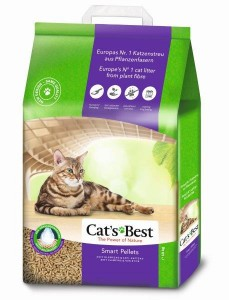 Cat's Best Smart Pellets - żwirek 20l