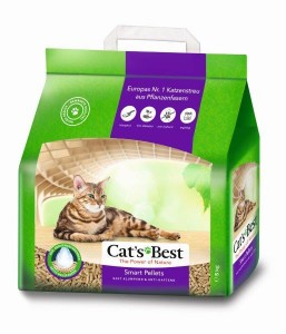 Cat's Best Smart Pellets - żwirek 10l