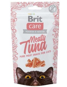 Brit Care Cat Snack - meaty tuna 50g