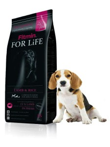 Fitmin for Life Lamb & Rice 15kg
