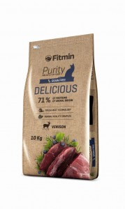 Fitmin Cat Purity Delicious 10kg