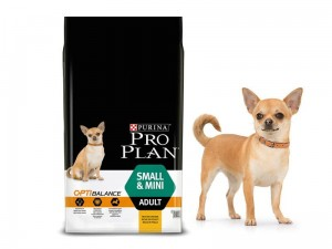 Purina PRO PLAN Adult Small & Mini OptiBalance z kurczakiem 7kg